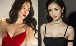 Cuộc cạnh tranh ngôi sexy của 4 mỹ nhân tuổi Hợi