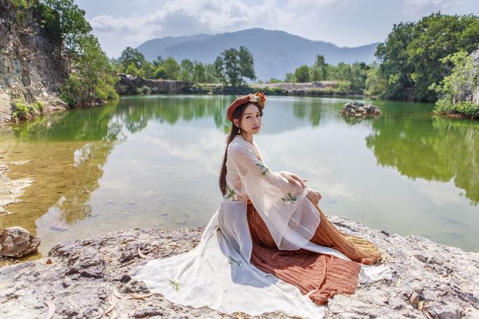 <p> Phần giai điệu được Dương Khắc Linh phối mang màu sắc Á Đông, dễ nghe để đi vào lòng người.</p>