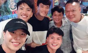 Quang Hải - Duy Mạnh hát 'Người ấy' cùng Trịnh Thăng Bình