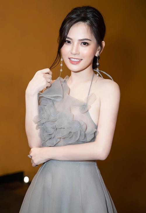 Diễn viên Phí Huyền Trang.