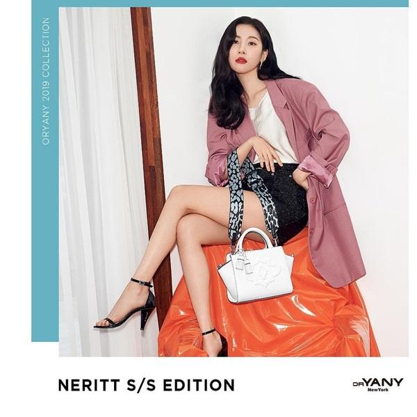Cô cũng vừa thực hiện bộ ảnh cho dòng sản phẩm mới năm 2019 của hãng túi xách Oryany. Nhiều fan nhận xét, Sun Mi đang là gương mặt quảng cáo đắt khách, lăm le tiếm ngôi của nhiều tên tuổi như Suzy, Park Shin Hye, Jun Ji Hyun&