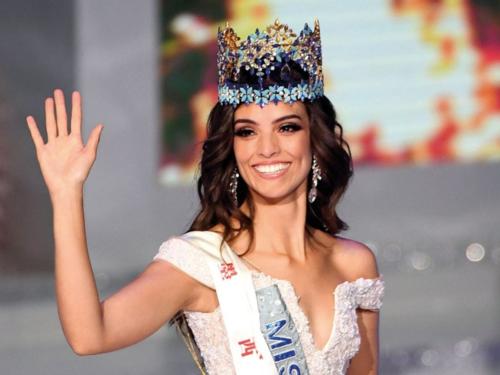 Hoa hậu Thế giới 2018 - Vanessa Ponce.