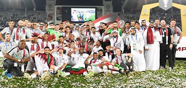 Qatar  đội bóng viết nên những trang sử mới cho lịch sử Asian Cup.