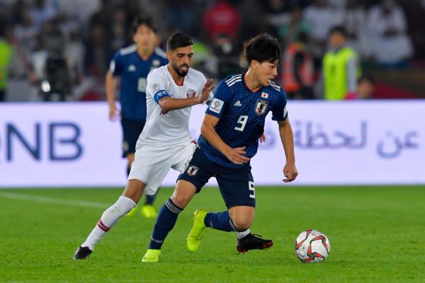 Nỗ lực của Nhật Bản chỉ giúp họ có bàn thắng rút ngắn tỷ số của Minamino. Ảnh: AFC.