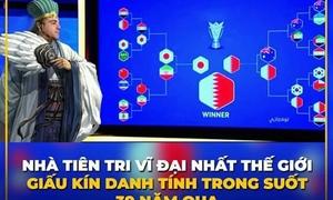 Qatar vô địch Asian Cup, Xavi được chế ảnh 'như Vanga tái thế'