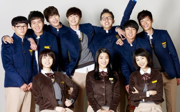 Trước Sky Castle, 5 bộ phim này đã bóc trần áp lực học đường tại Hàn Quốc