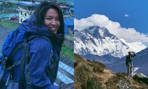 Vlogger Linh Buzi 'chơi lớn' với chuyến leo Everest hết 200 triệu đồng