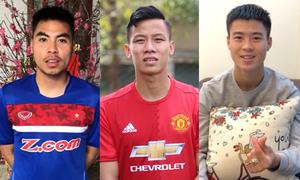 Tết đáng nhớ của cầu thủ Việt: Đức Huy tủi thân, Quế Ngọc Hải thích được lì xì