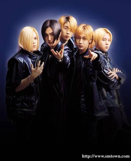 5 chàng trai H.O.T.