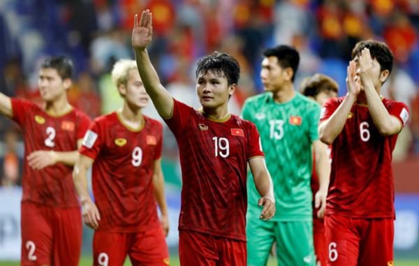 ĐT Việt Nam gây ấn tượng tại giải đấu với sự tiến bộ vượt bậc. Ảnh: AFC