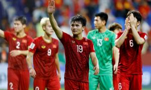 FIFA: 'Việt Nam có nhiều đột phá nhất tại Asian Cup 2019'