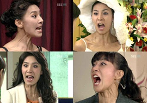 Kim Seo Hyun diễn xuất ấn tượng trong Sự quyến rũ của người vợ.