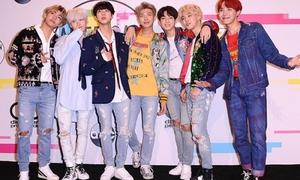 BTS chính thức đặt chân tới 'thánh địa' Grammy, netizen phản ứng trái ngược