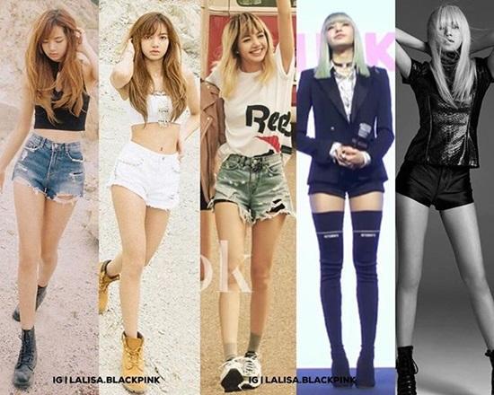 5 idol sở hữu mặt nhỏ, chân dài đáng mơ ước nhất - 6
