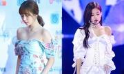 Những bờ vai gợi cảm 'gây thương nhớ' nhất của sao nữ Hàn Quốc