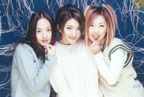 3 cô gái xinh đẹp của S.E.S.