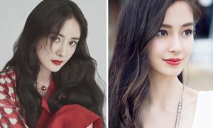 4 ngôi sao 'xưng bá' mạng xã hội Trung Quốc với 100 triệu fan