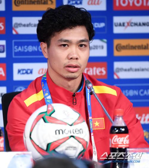 Báo Hàn đưa tin: Messi Vietnam Công Phượng sẽ chơi bóng tại K-League