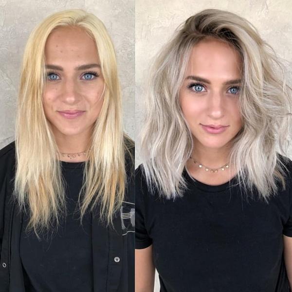 Chọn được kiểu tóc phù hợp với gương mặt mình sẽ giúp mọi cô gái tỏa sáng.