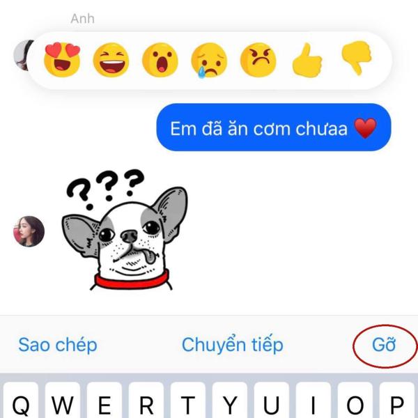 Facebook chính thức áp dụng tính năng thu hồi tin nhắn tại Việt Nam