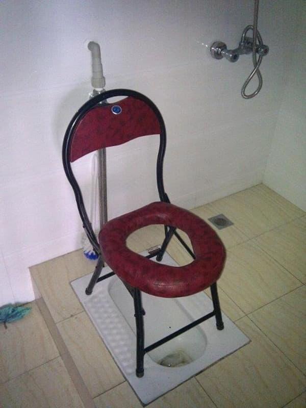Dù có đi đến đâu, tôi vẫn không rời khỏi chiếc ghế đệm yêu dấu.