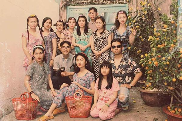 Ảnh Tết độc lạ qua các mùa của gia đình Á hậu Thùy Dung - 1