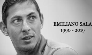 Thi thể Emiliano Sala được tìm thấy trong xác máy bay
