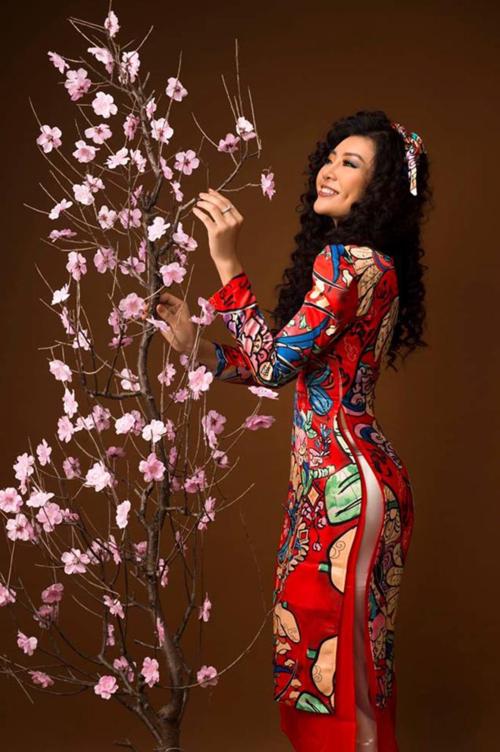 Thanh Hương có mối quan hệ thân thiết với mẹ chồng.