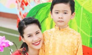 Thân Thúy Hà phủ nhận thông tin bỏ bê con cho đồng nghiệp nuôi hộ