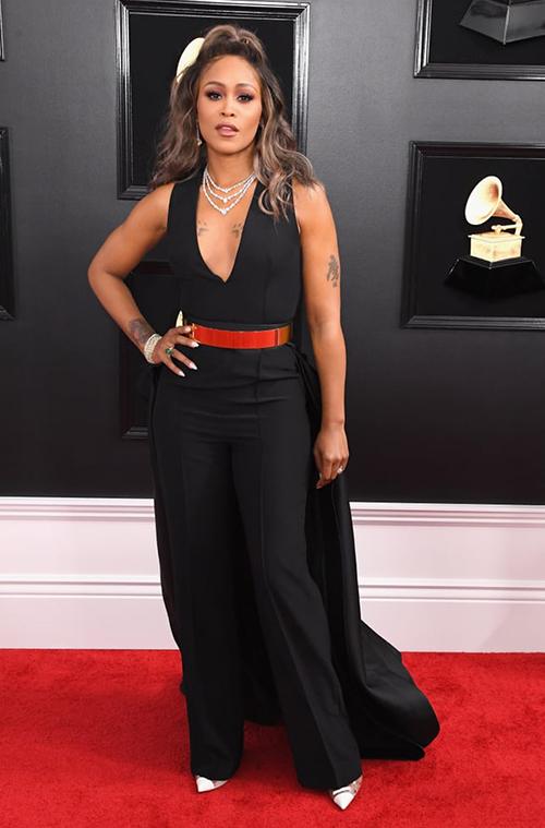 Nữ rapper người Mỹ Eve.