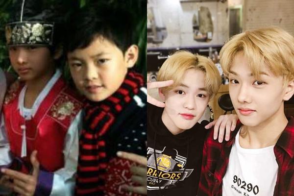 Trước khi debut cùng nhau trong NCT Dream, Ji Sung và Chen Le từng có dịp gặp gỡ hồi nhỏ.