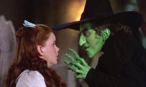 Nữ phù thủy độc ác của 'The Wizard of Oz' sở hữu phim 'debut'