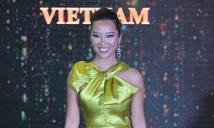 Kiko Chan bức xúc vì trượt top 10 Miss Global... vô lý