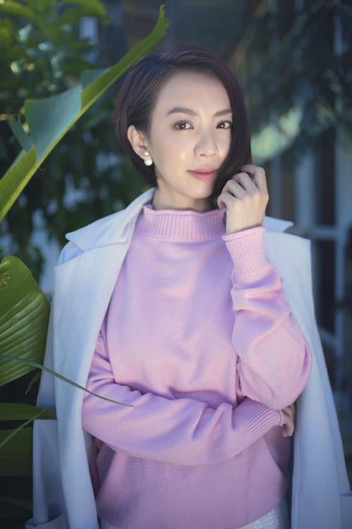 Chị đại Thu Trang đằm thắm sau loạt vai giang hồ - 4