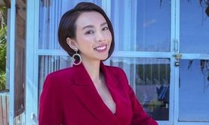 'Chị đại' Thu Trang đằm thắm sau loạt vai giang hồ