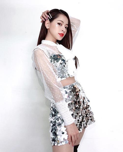 Nhìn phong cách Chi Pu bây giờ cứ ngỡ chị em thất lạc của Jennie - 2