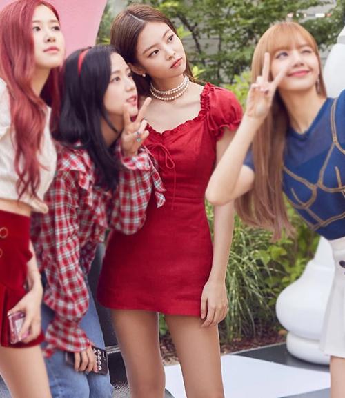 Nhìn phong cách Chi Pu bây giờ cứ ngỡ chị em thất lạc của Jennie - 4