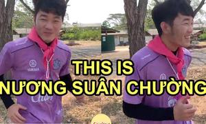 Sang Thái, Xuân Trường bị chế ảnh 'khi đi trai tráng khi về... lầy hơn'