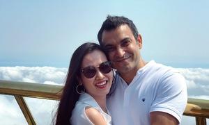 Võ Hạ Trâm tặng chồng Ấn Độ quà Valentine ngọt ngào