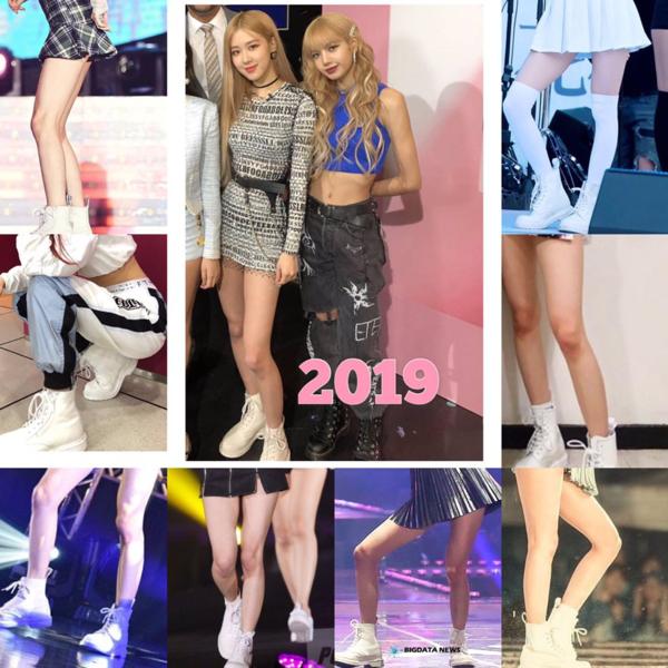 Thậm chí nhiều fan còn phát hiện ra, đôi giày mà Rosé...