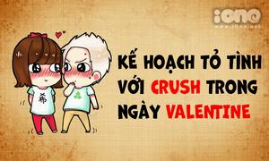 Học lỏm những câu tỏ tình của 'bậc cao nhân' cho Valentine