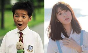 Dàn sao nhí Trung Quốc lúc bé kém xinh, lớn lên lột xác thành mỹ nhân
