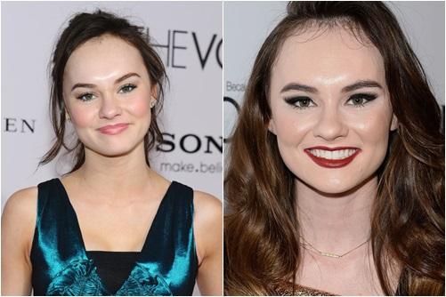 Nữ diễn viên sinh năm 1996 nhưng mỗi lần xuất hiện đều bị chê già trước tuổi.