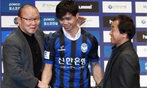 HLV Park: 'Công Phượng phải chứng minh mình giỏi nhất ở Hàn Quốc'