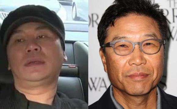 Chủ tịch Yang chắc chắn đang rất sốc khi gà nhà liên tiếp vướng scandal hẹn hò. Trong khi đó, Lee So Man nhà thông gia cũ nhắn nhủ: Chúc em một đời bình an vui vẻ.