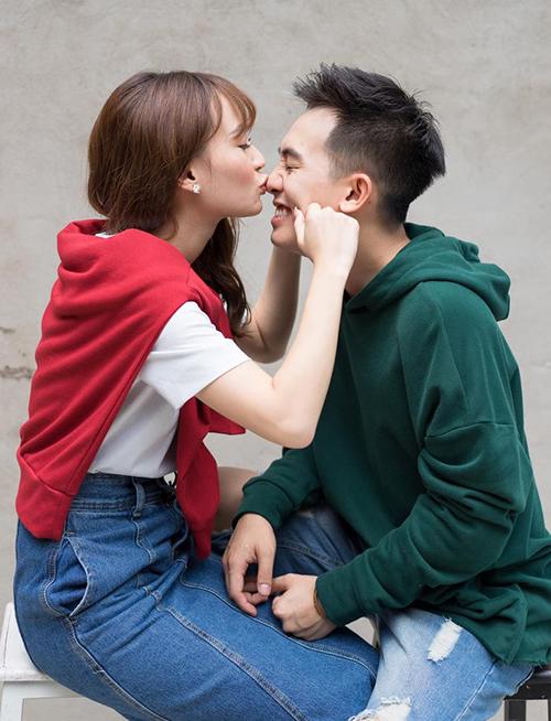 Những cặp sao trẻ tài sắc được cả đôi của showbiz Việt - 5