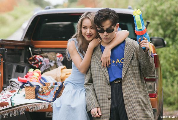 Những cặp sao trẻ tài sắc được cả đôi của showbiz Việt - 2