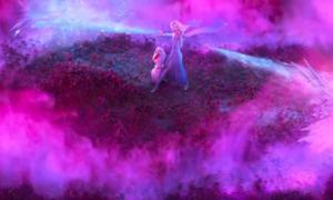 Nữ hoàng băng giá Elsa trở lại, tung chiêu 'cực bá' trong 'Frozen 2'