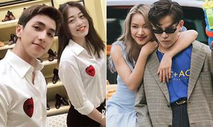 Những cặp sao trẻ 'tài sắc được cả đôi' của showbiz Việt