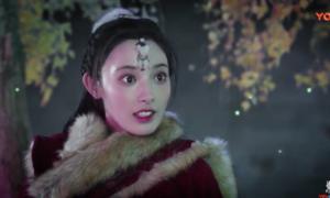 Biểu cảm cứng đờ của nữ chính 'Đông Cung' gây thất vọng